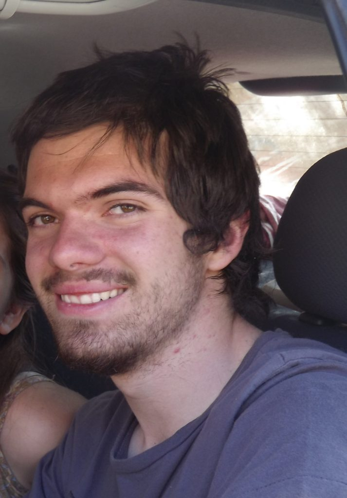 Rodrigo Tapia Domínguez, México